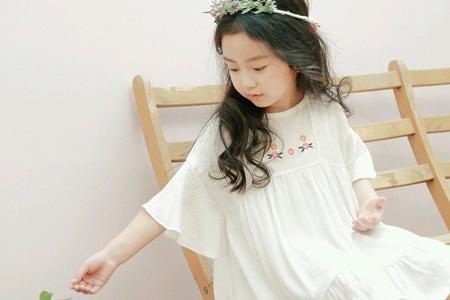 ★들꽃자수원피스★
